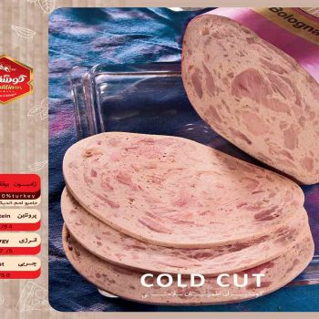 ژامبون بوقلمون 70% - Jambon 70% turkey